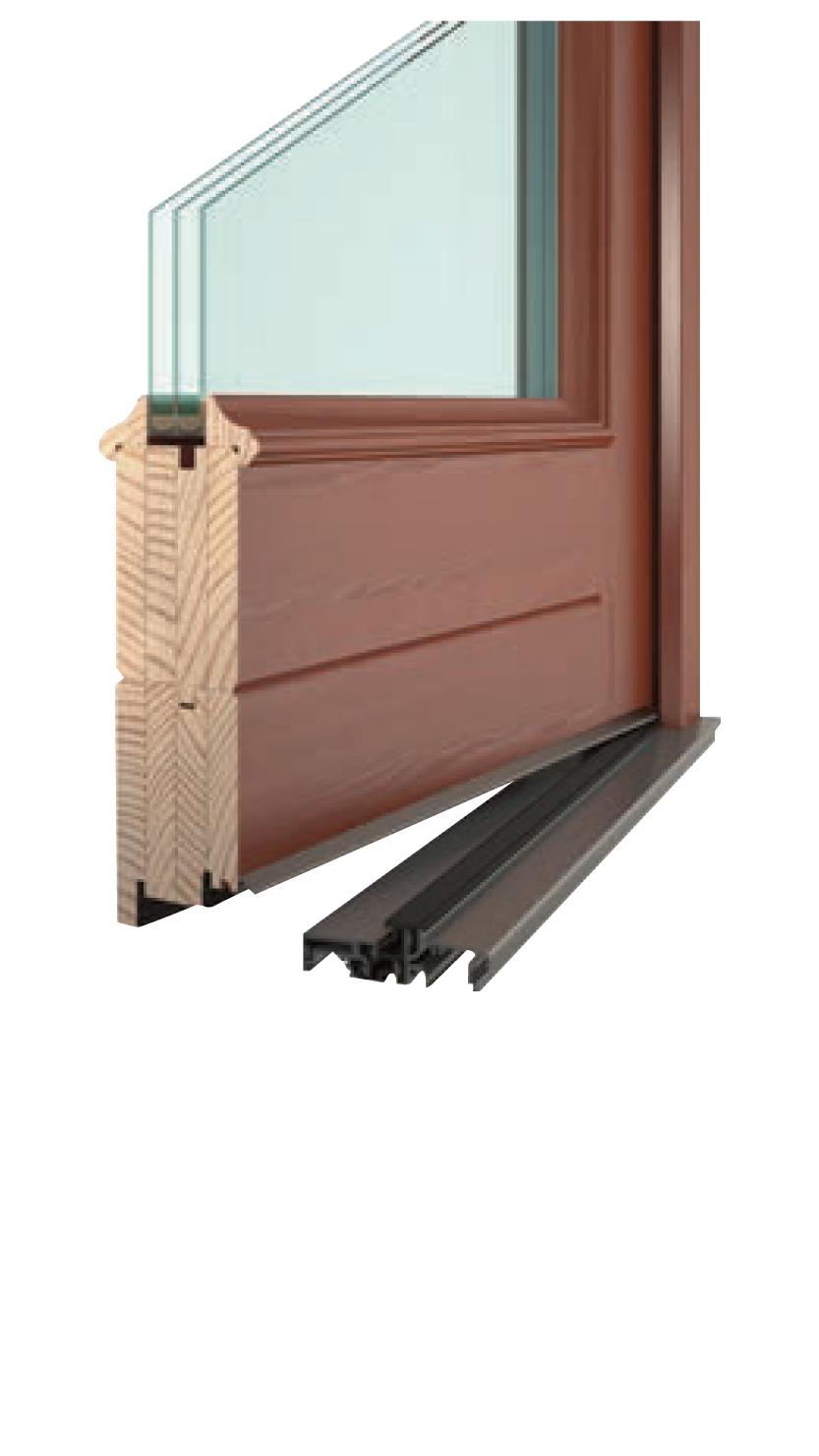 Dveře RD Klasik